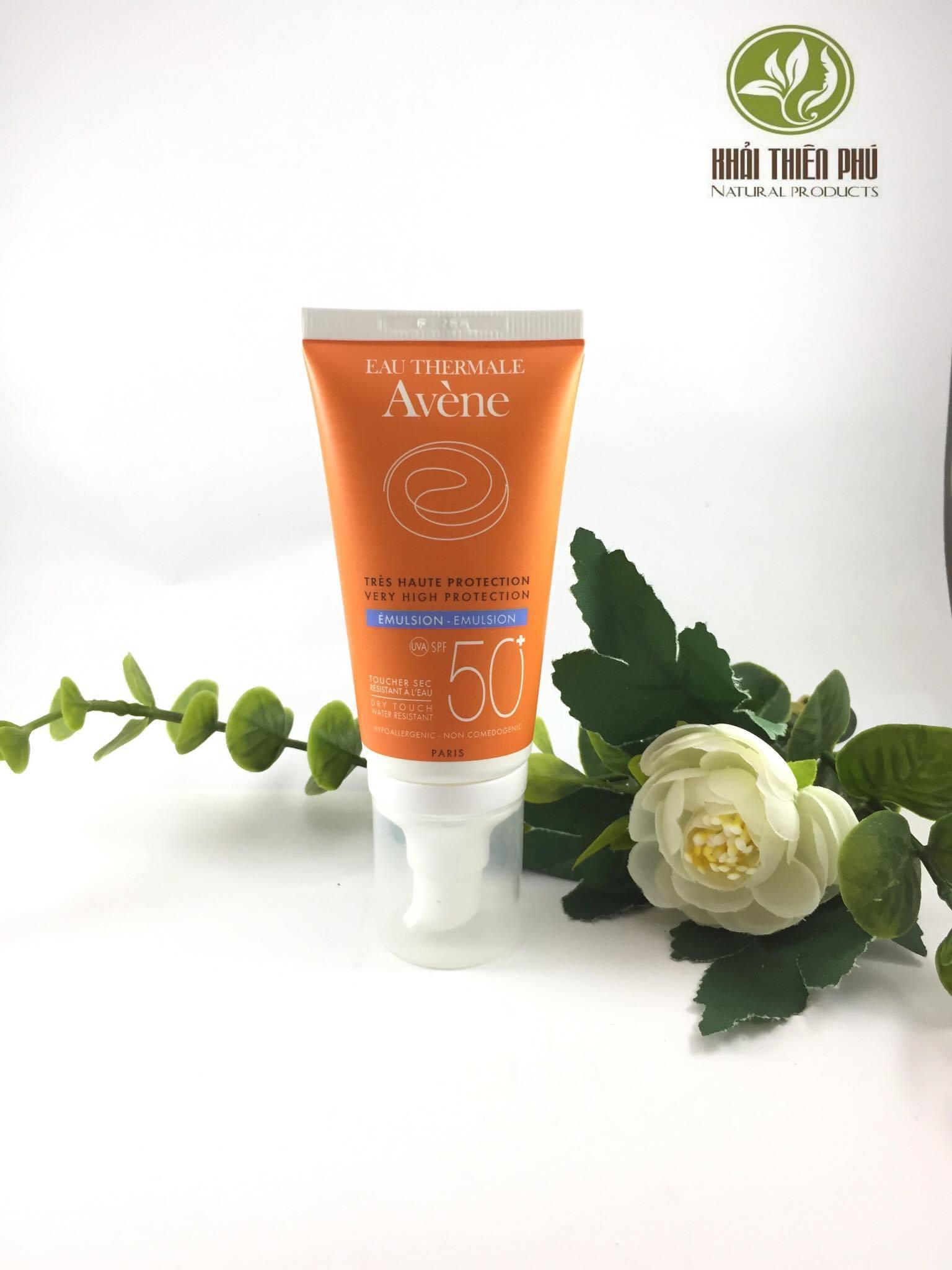 Kem chống nắng dành cho da khô & nhạy cảm Avene