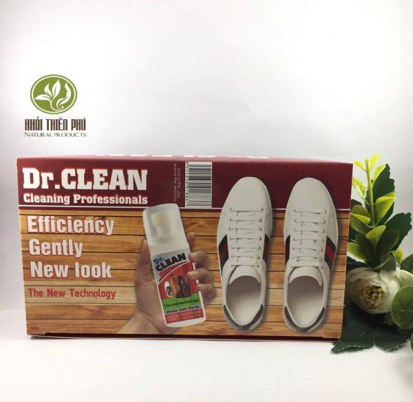 Dr-Clean-Chuyên gia làm sạch đồ da