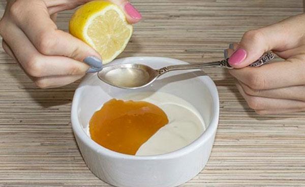 Chanh + Mật ong + Sữa chua