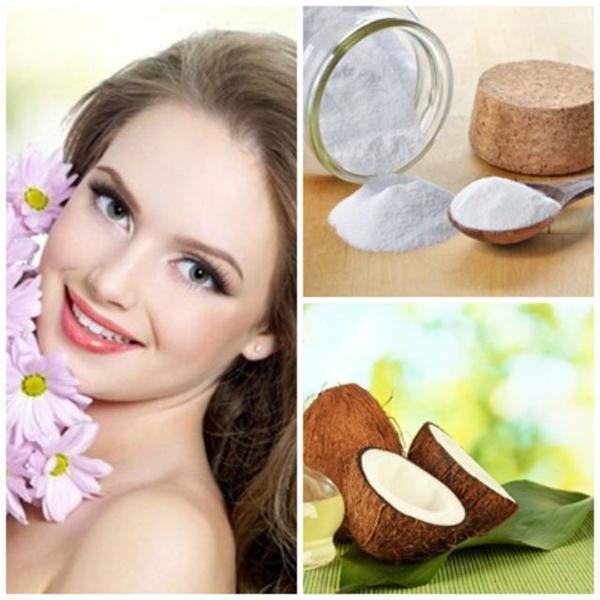 dầu dừa tốt cho da mặt bạn