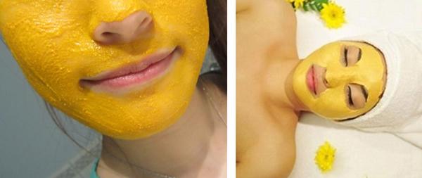 Áp dụng mặt nạ nghệ