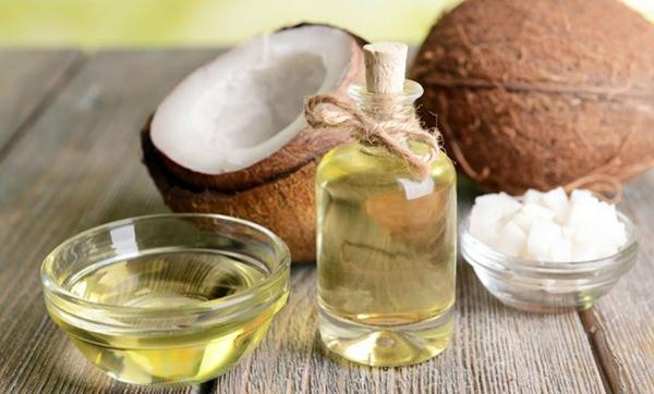 Lựa chọn dầu dừa