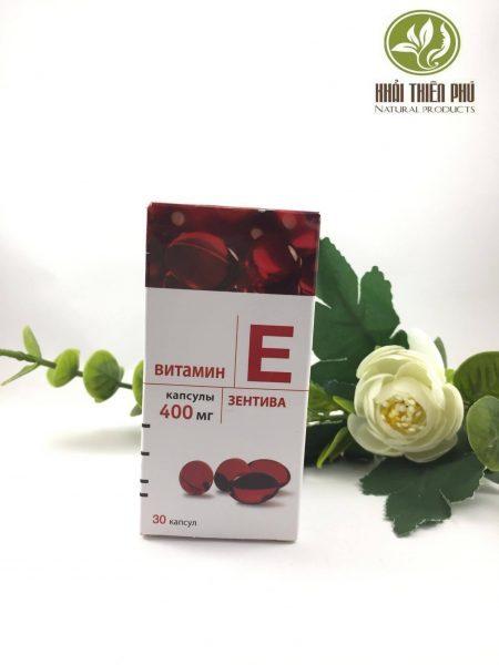 Thuốc Vitamin E ZENTIVA