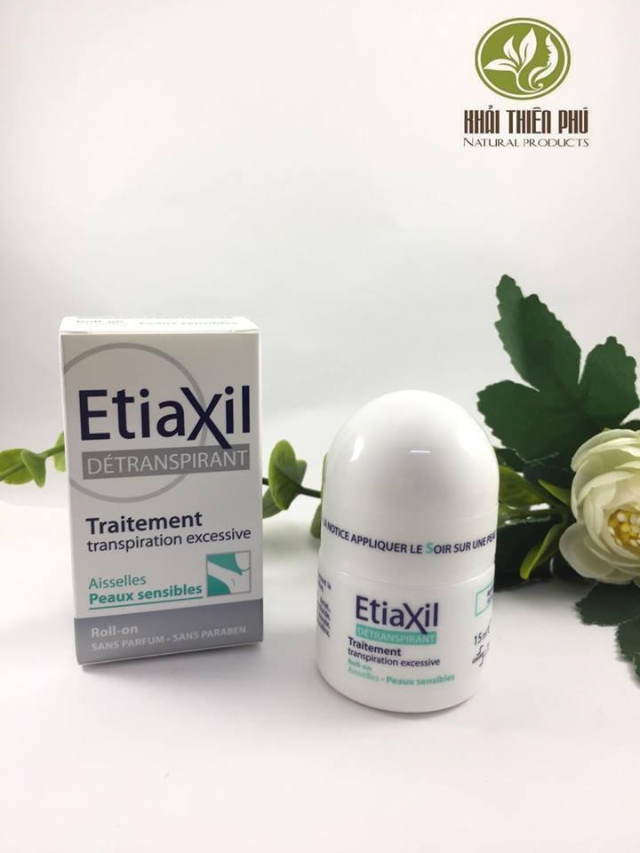 Lăn đặc trị khử mùi Etiaxil Tratement