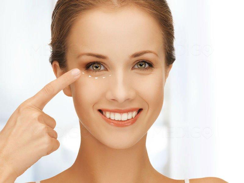 Kem Klirvin đặc trị giảm thâm quầng mắt