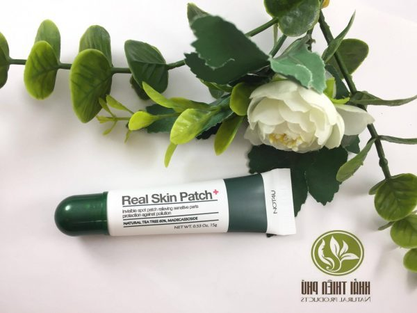 Gel Che Mụn Not4U Real Skin Patch