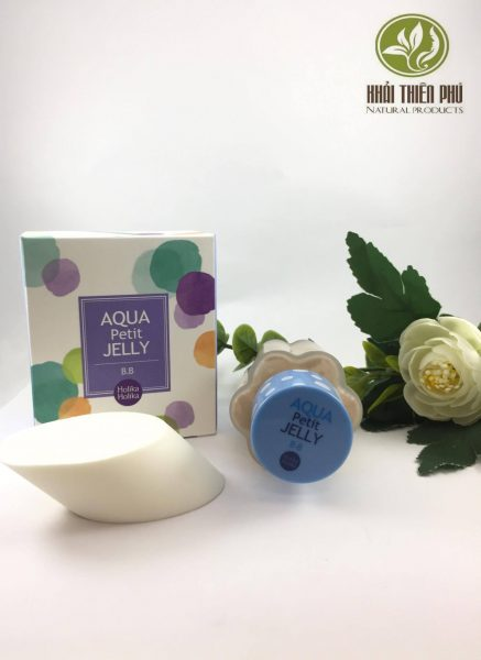 Kem nền Aqua Petit Jelly BB Cream Holika Holika