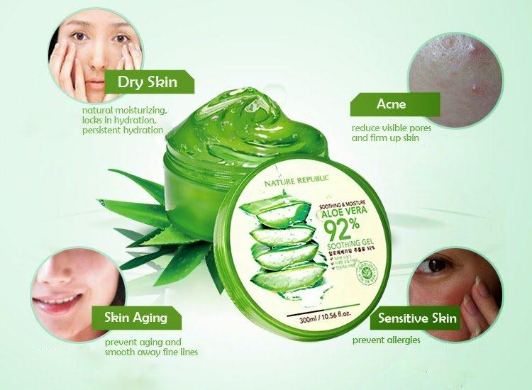Gel-lo-hoi-Nature-Republic- Aloe- Vera -3