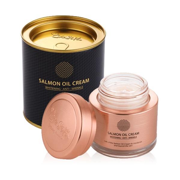 Kem dưỡng da cá hồi Salmon oil cream