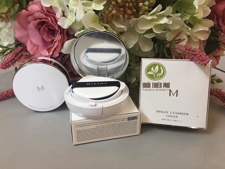 Phấn nước Missha M Magic Cushion SPF 50+++