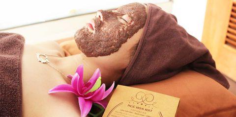 Cách sử dụng Ngũ Hoa Hạt TINA-LÊ đắp mặt nạ hiệu quả cao nhất