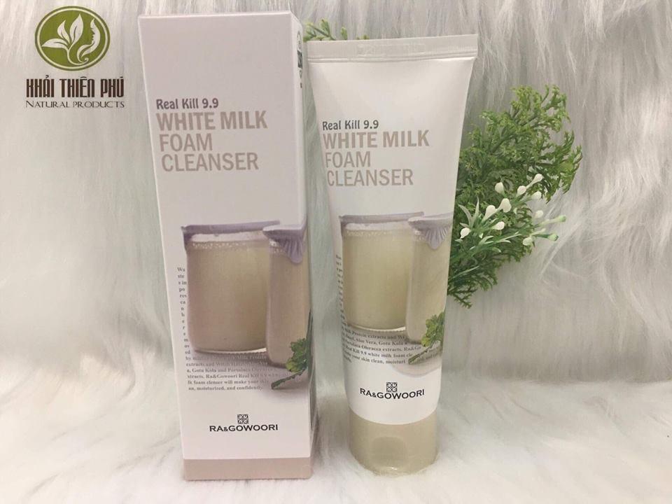 Sữa Rửa Mặt Ra & Gowoori Hàn Quốc