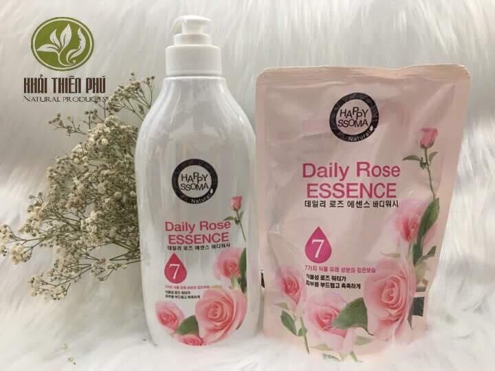 Sữa Tắm Happy SSoma Body Wash