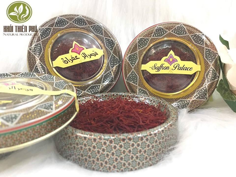 Nhụy Hoa Nghệ Tây - Saffron