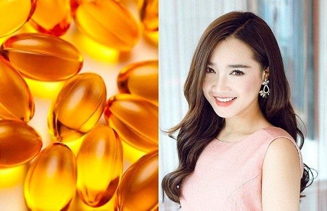 Cách Dùng Vitamin E Giúp Bạn Đẹp Xuất Sắc Từ Da Đến Tóc.