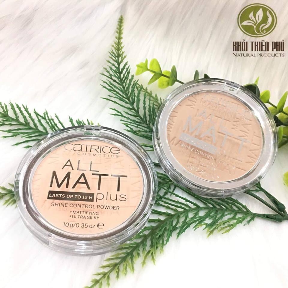 Phấn Phủ Catrice All Matt Plus