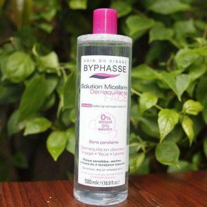 Nước tẩy trang Byphasse