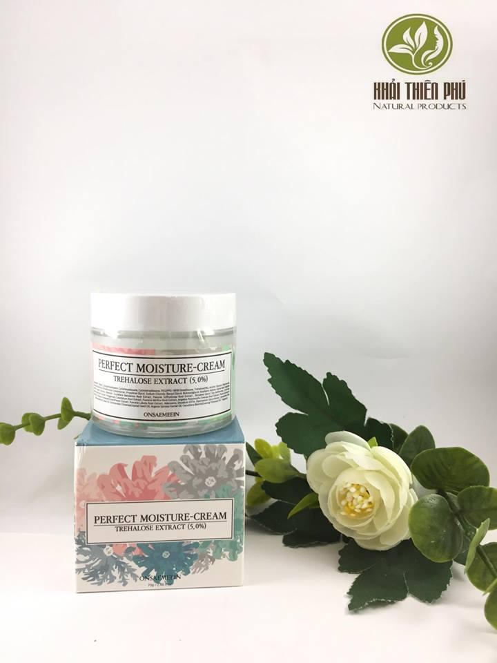 Kem dưỡng ẩm cấp nước Onsaemeein Perfect Moisture Cream