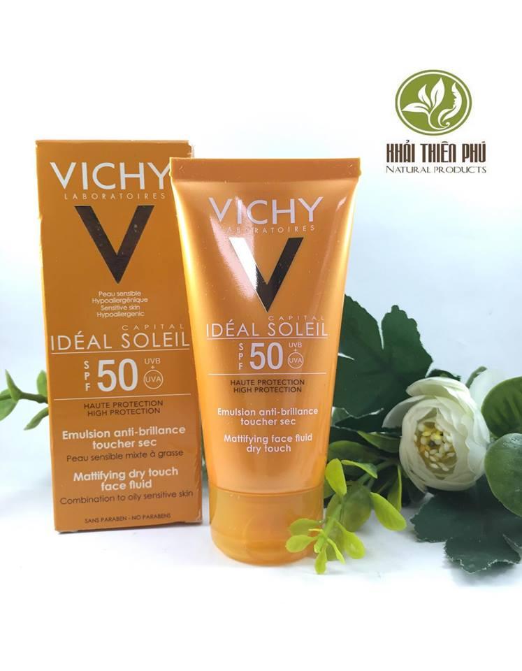 Kem chống nắng Vichy SPF 50