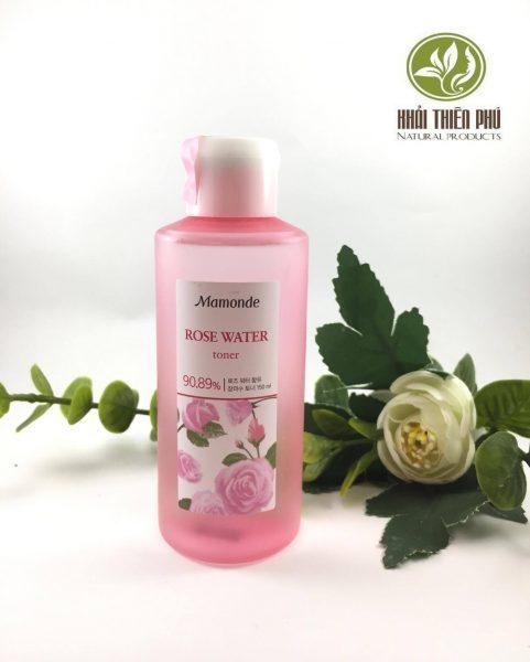 Nước hoa hồng Mamonde Rose