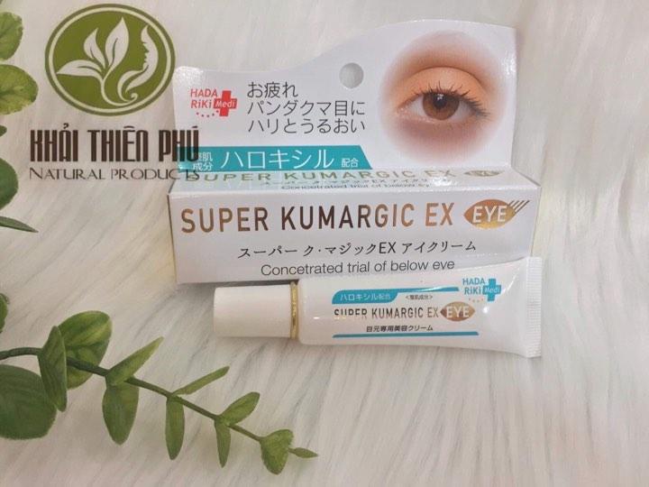 Kem trị quầng thâm mắt Kumargic