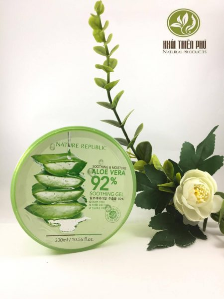 Gel lô hội Aloe Vera Nature Republic 92%