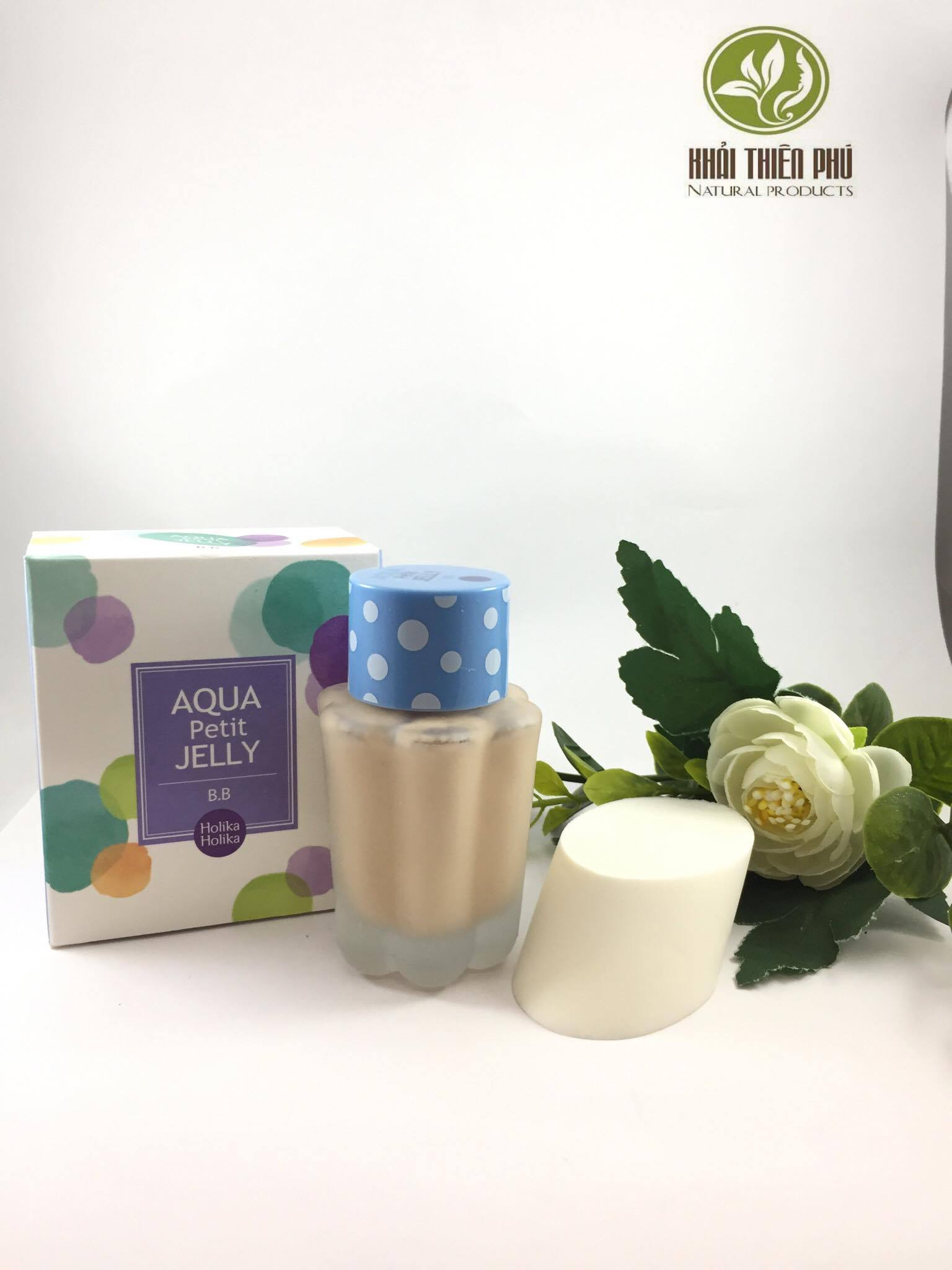 Kem nền Aqua Petit Jelly BB Cream Holika Holika