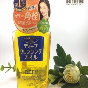 Dầu tẩy trang Kose softymo deep cleansing oil