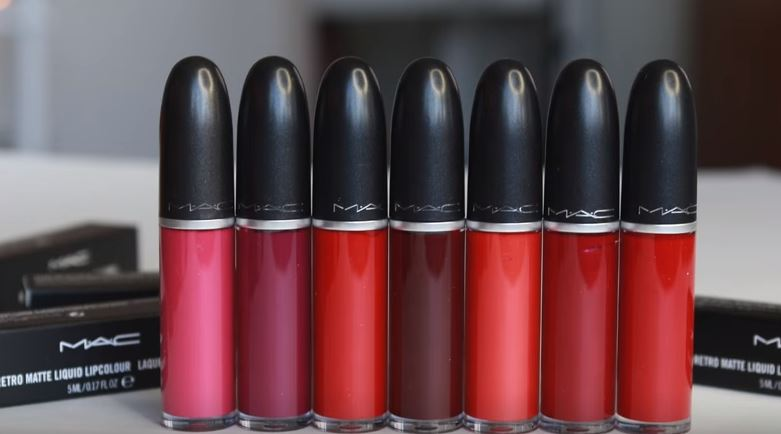Son kem Mac Retro Matte Liquid