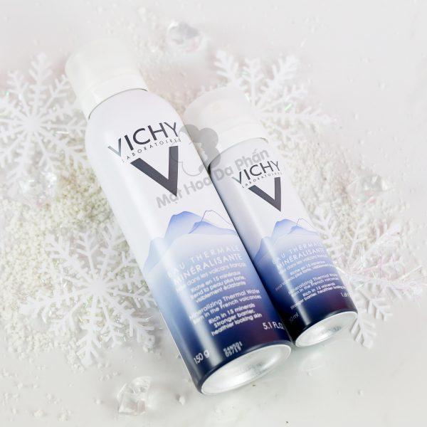 Xịt khoáng Vichy 150ml