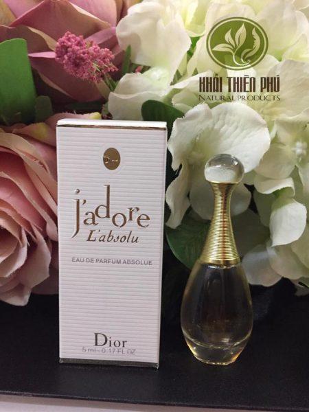 Nước hoa Dior J'adore mini