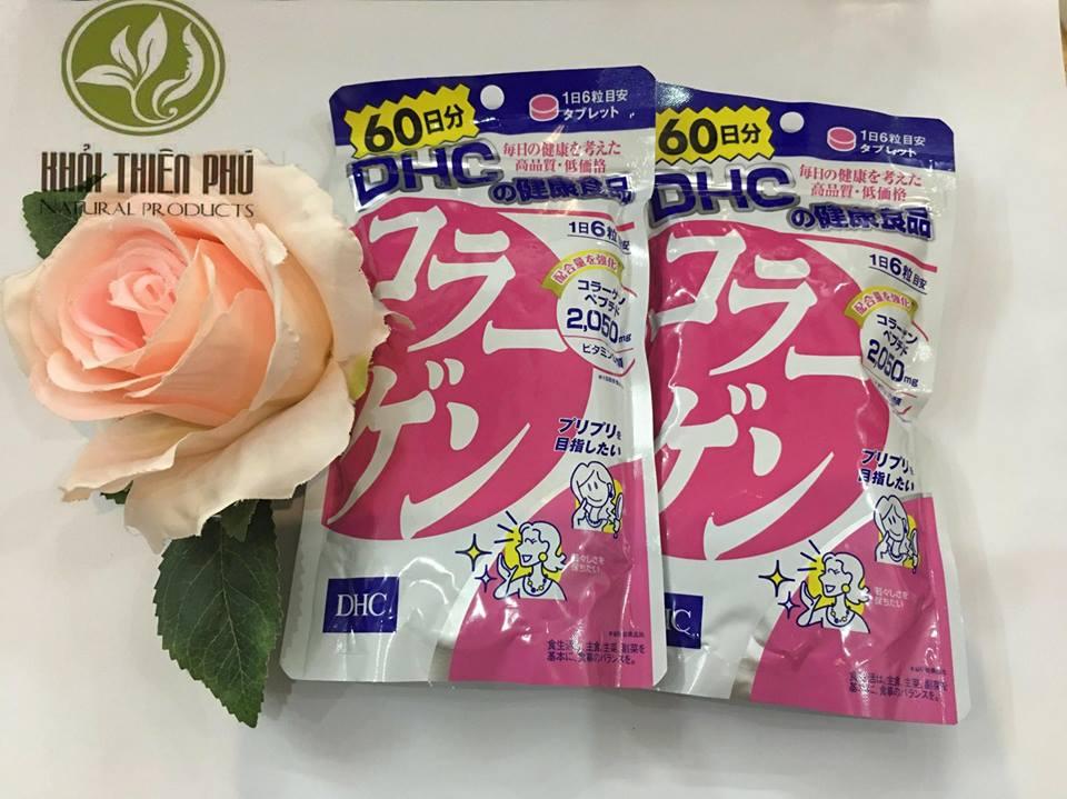 Viên uống Collagen Của Nhật 360 Viên