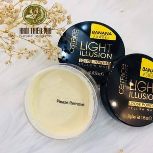 Phấn Bột Catrice Light Illusion Loose Powder