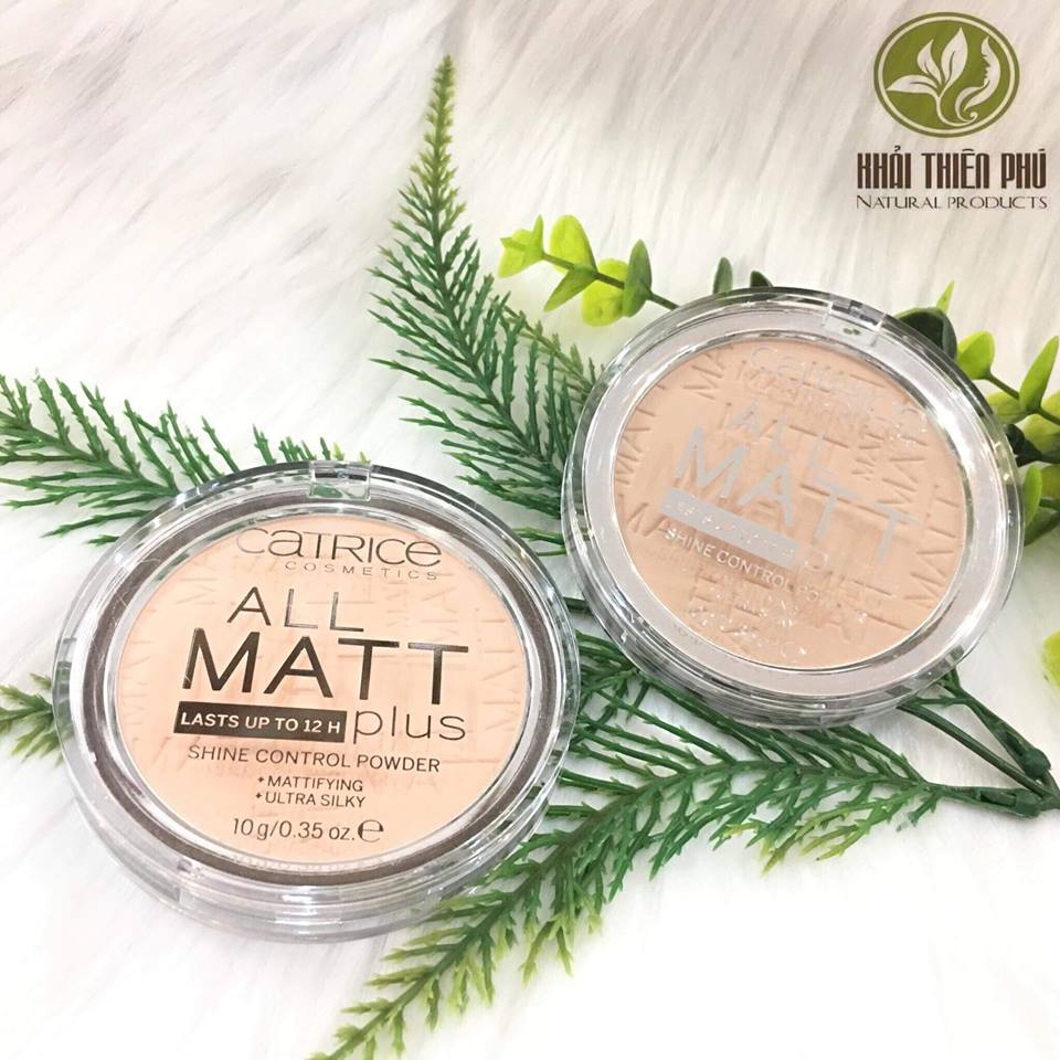 Phấn Phủ Catrice All Matt Plus