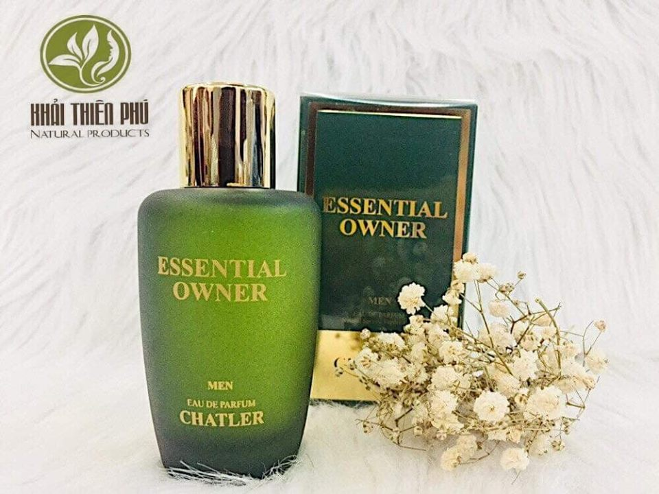 Nước Hoa Nam Essential Owner Chatler 100ml