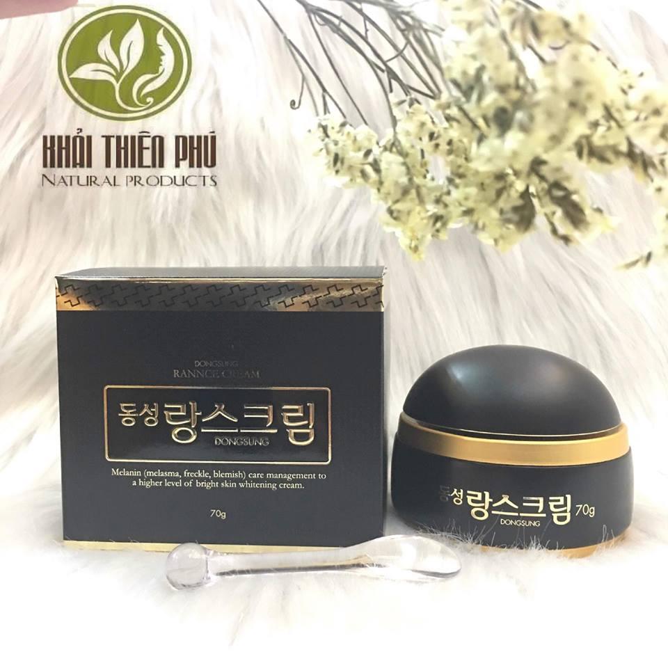 Kem Trị Nám Dongsung Rannce Cream