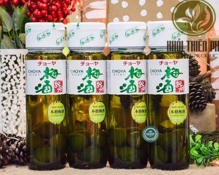 Rượu Mơ Choya Nhật Bản 720ml