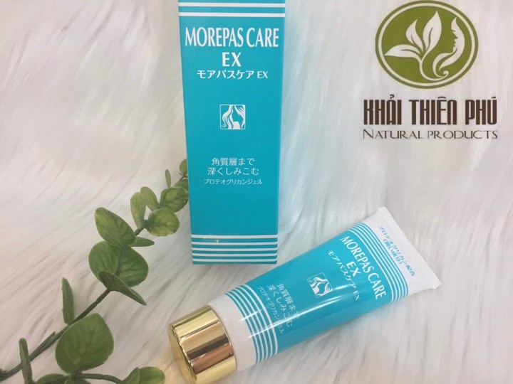 Gel PG Collagen Sụn Vi Cá Hồi Morepas Care EX
