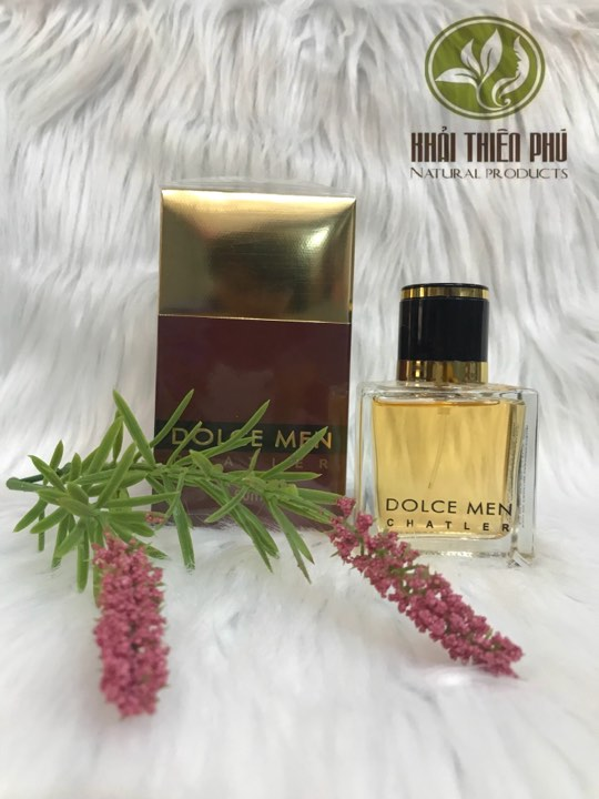 Nước Hoa Nam Dolce Men Chatler 50ml