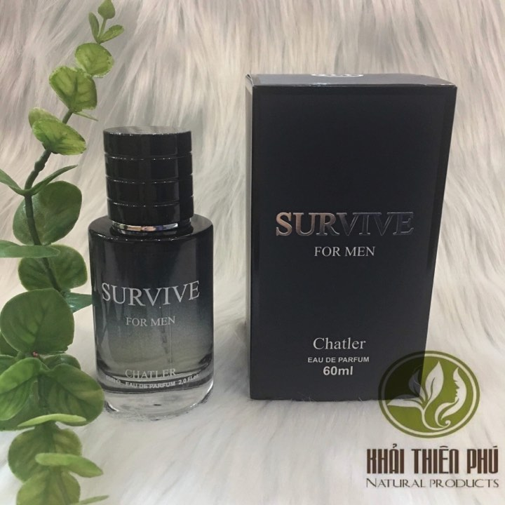 Nước Hoa Nam Survive For Men Chatler