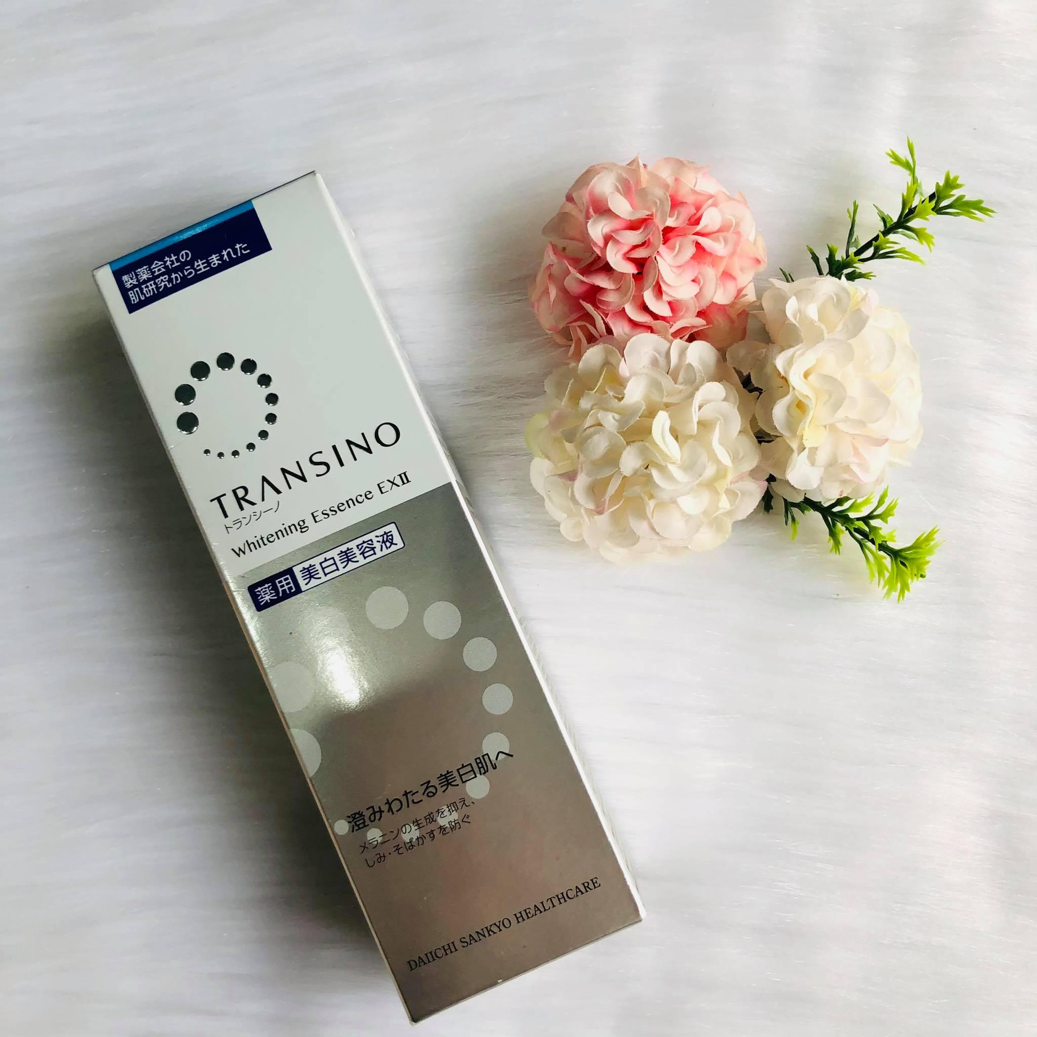 Tinh chất Serum trị nám Transino Whitening Essence 30g Nhật Bản